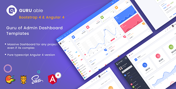 17 Of The Best Rated Angular 2 Website Templates