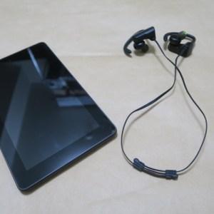 Fire タブレット 8GBでBluetooth端末をペアリングする方法・解除(削除)する方法