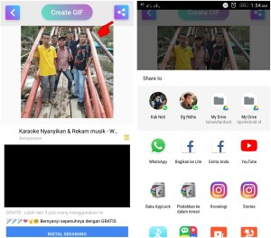 Cara Membuat Video Efek Air Hujan di Kamera HP Android 6