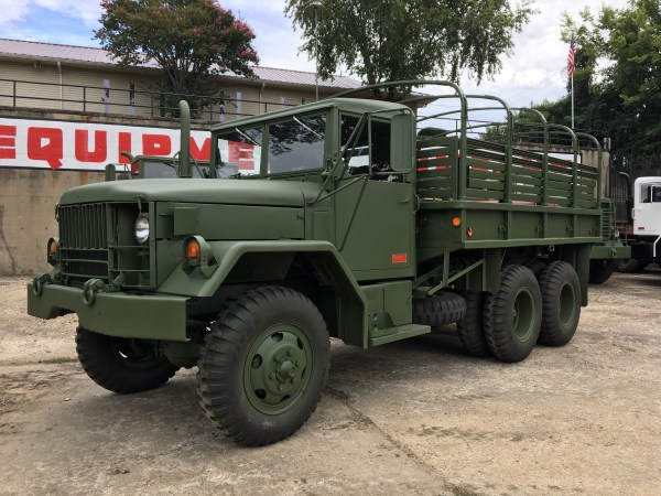 6x6 Military Trucks Surplus - Year of Clean Water