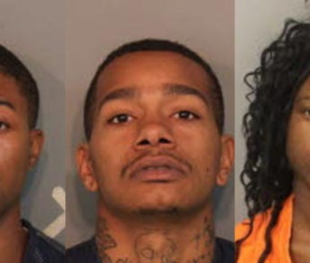 Memphis Police Fbi Arrest 3 People For Pimping 14 Yr Old Girl On Escort Site Photos