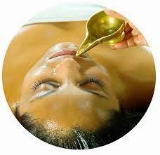 E oil up nose