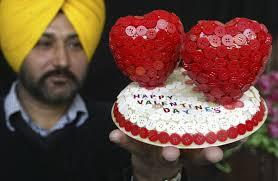 Indian Valentine