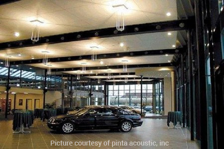 Picture Courtesy of Pinta Acoustic, inc