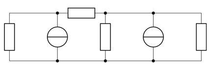 Wie viele Knoten hat das im Bild gezeigte Netzwerk?