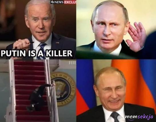Joe Biden - Najlepsze memy | MemSekcja.pl
