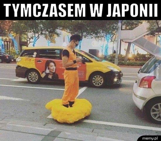 Japonia - Memy.pl