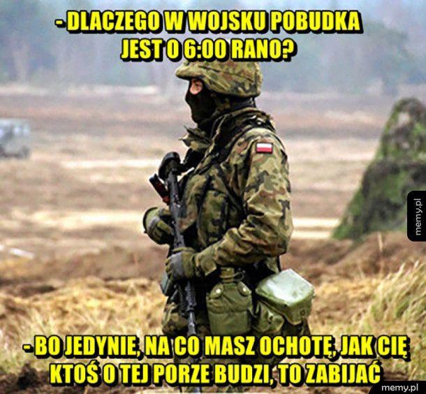 Znalezione obrazy dla zapytania wojsko memy