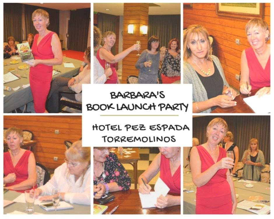 Book Launch Party