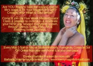 Local & Online MasterCreator Class