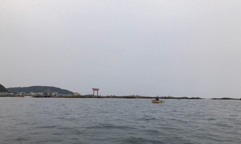 葉山ボート釣り