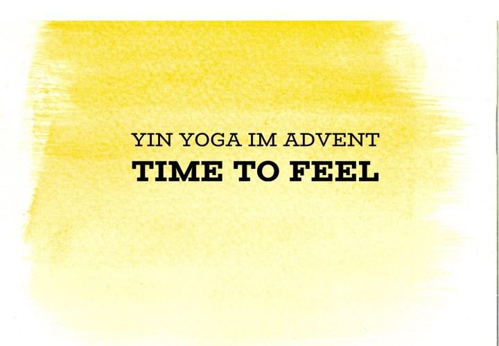 Yin im Advent