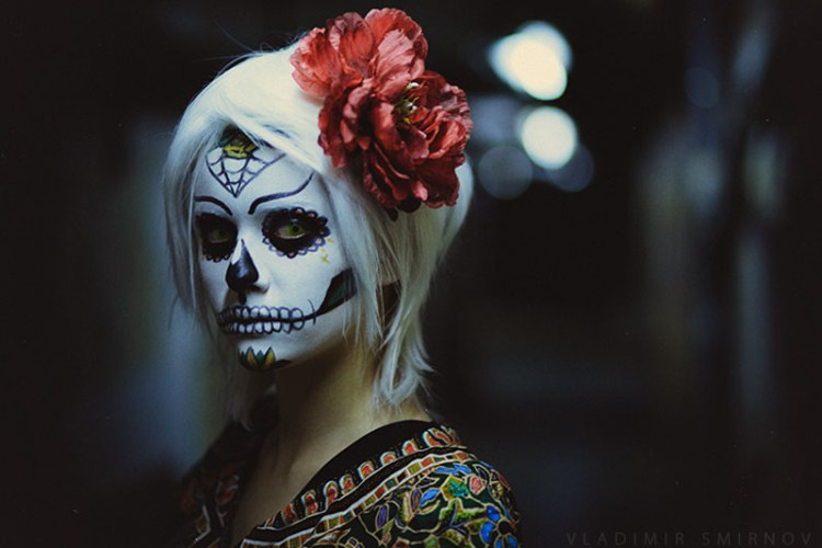 Awesome Face make up 800x