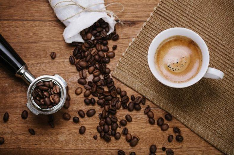 Coffee aromatase MenElite