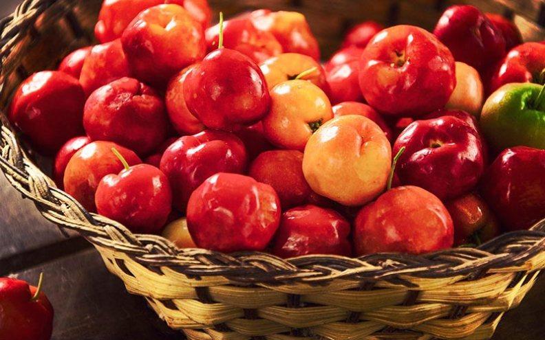 Acerola cherry vitamin C dopamine MenElite