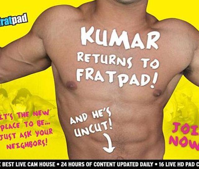 See Him Now At Fratpad