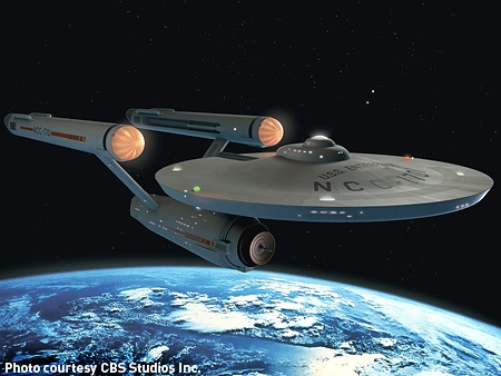 Star Trek ship
