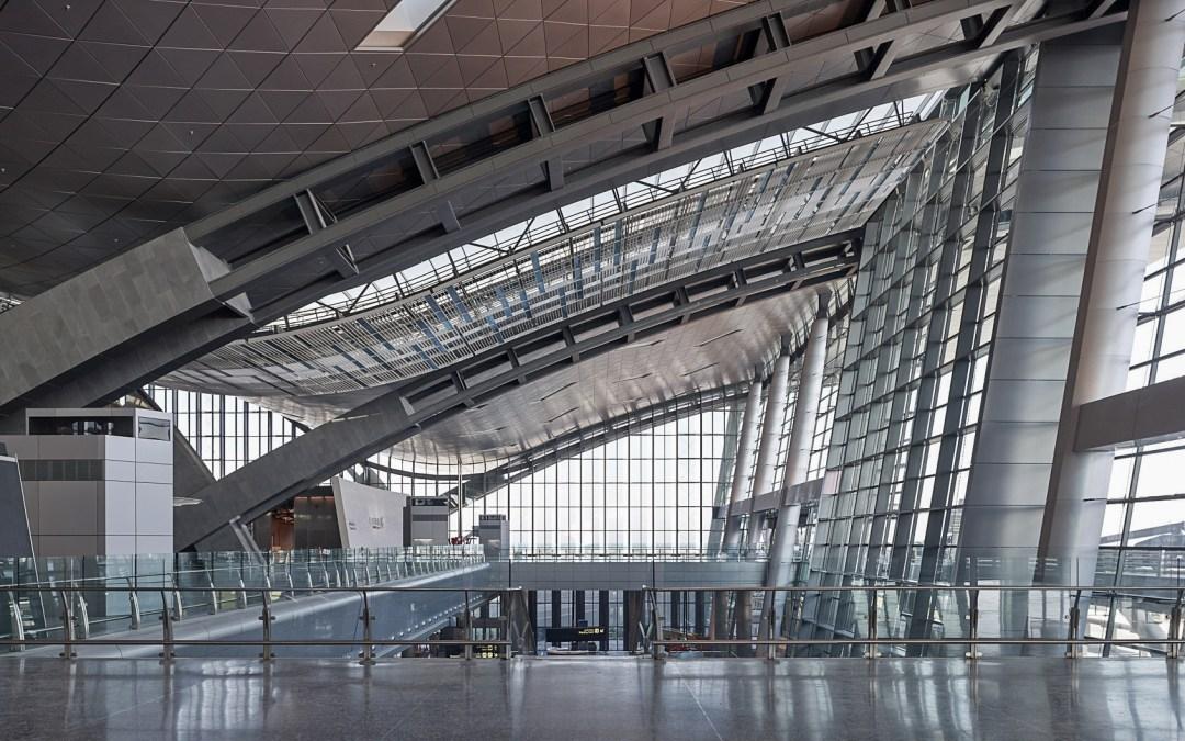 L'aéroport de Doha est parmi les meilleurs du monde