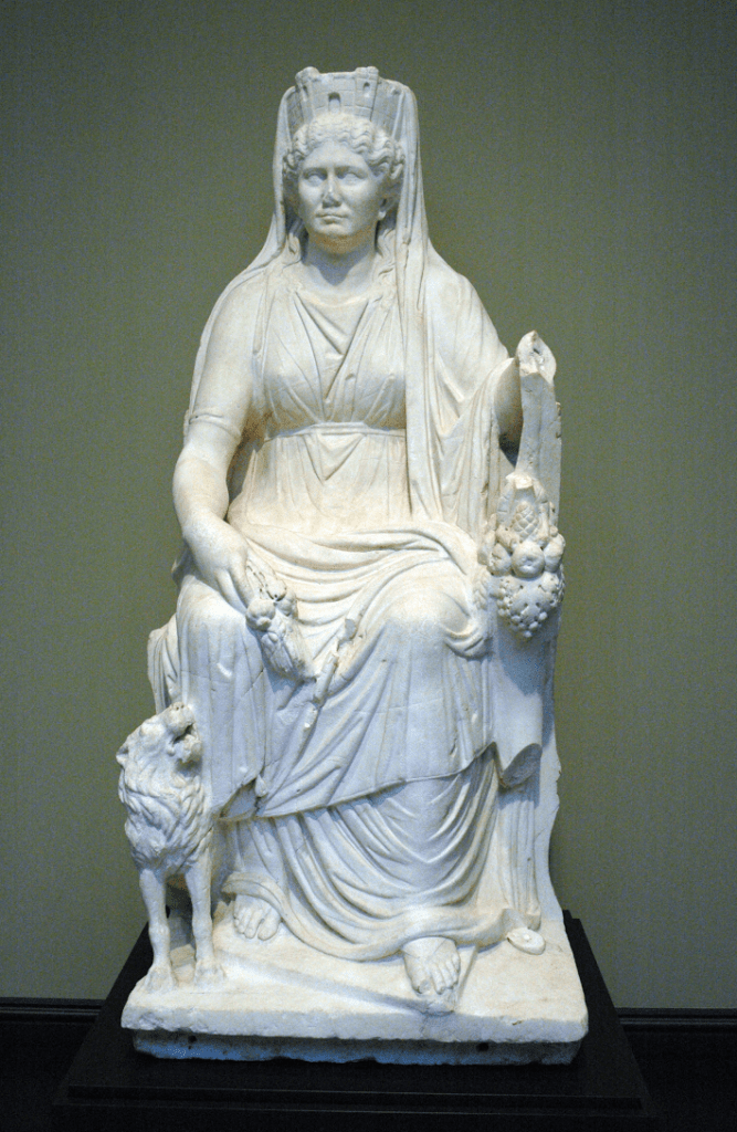 Statue of Cybele