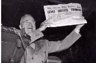 H Truman campaign
