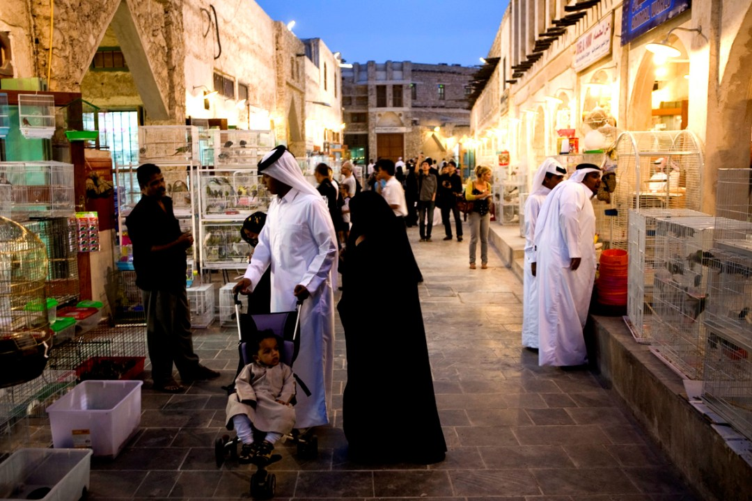 Souq Waqif, Doha , Qatar , TOG , Doha, Qatar, Photo by Thanos Lazopoulos/ITP Images