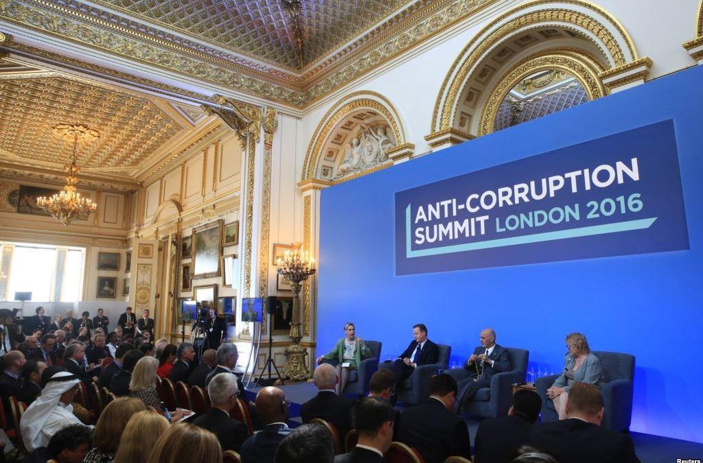 Anti-corruption summit in London