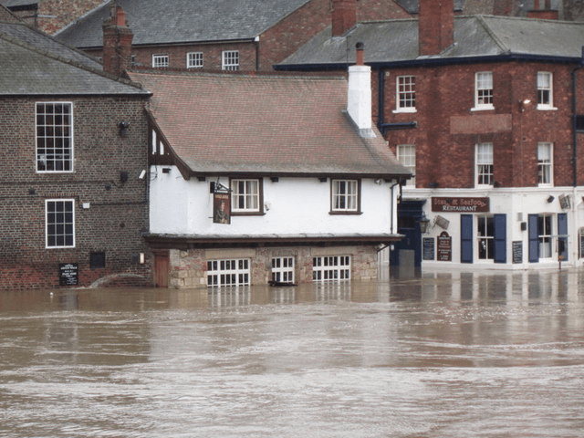 Floods in England