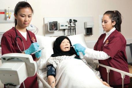 Non Qatari nurses 28