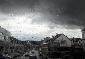 Typical British weather