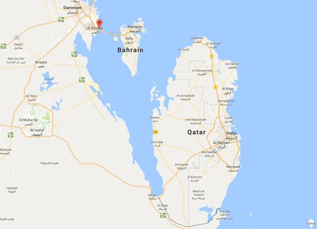 Qatar-Bahrain-Saudi-bridge