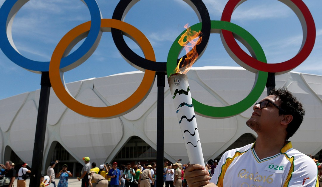 MENA's Olympic ambitions, if they were any ?