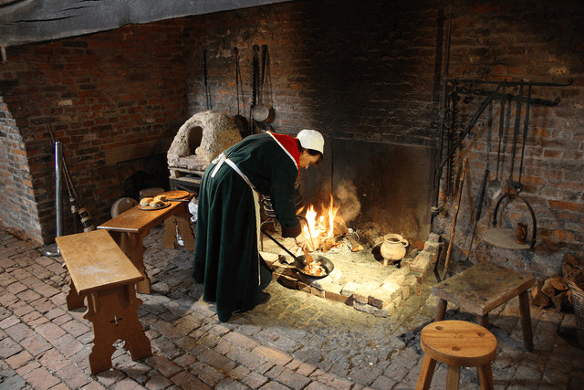 Medieval Cookery