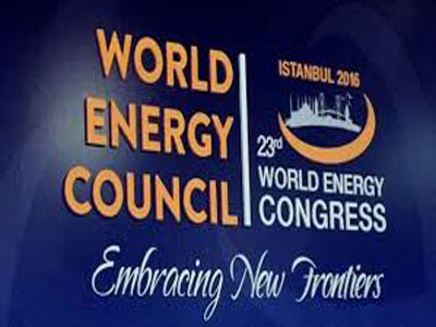 World Energy Congress at Istanbul