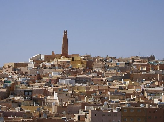 The Sustainable City of Ksar of Tafilelt of Beni-Isguen story