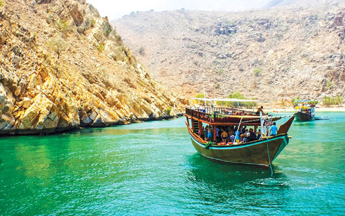 PREFERRING TO EXPLORE OMAN THIS HOLIDAY