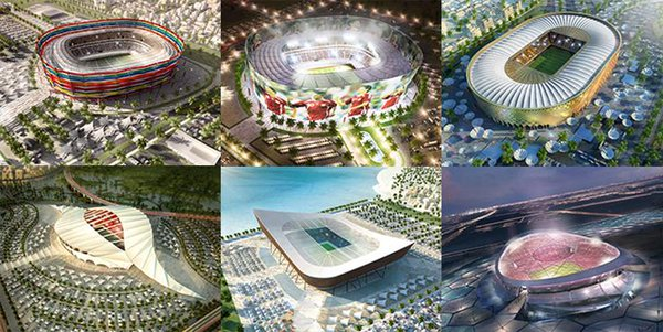 "Decision on the Number of 2022 World Cup Stadiums in ""due course"""