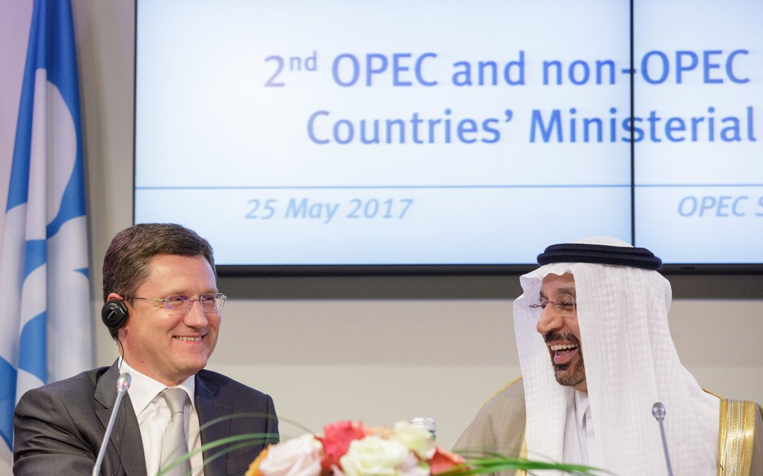 OPEC and non-OPEC agreement extension Meaning