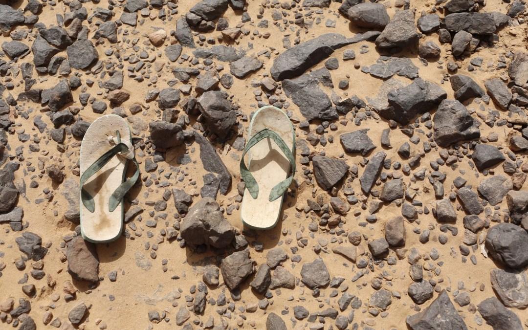 Algeria facing Sub Saharan Migration with Difficulty