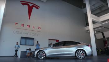 Goodbye Petrol, Hello Tesla