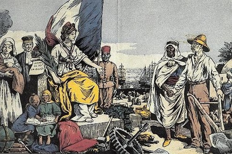 French, British, Spanish & all colonialisms : beneficial or disastrous