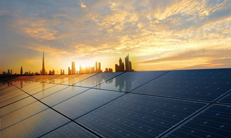 Middle East Renewables to triple share of Energy Mix