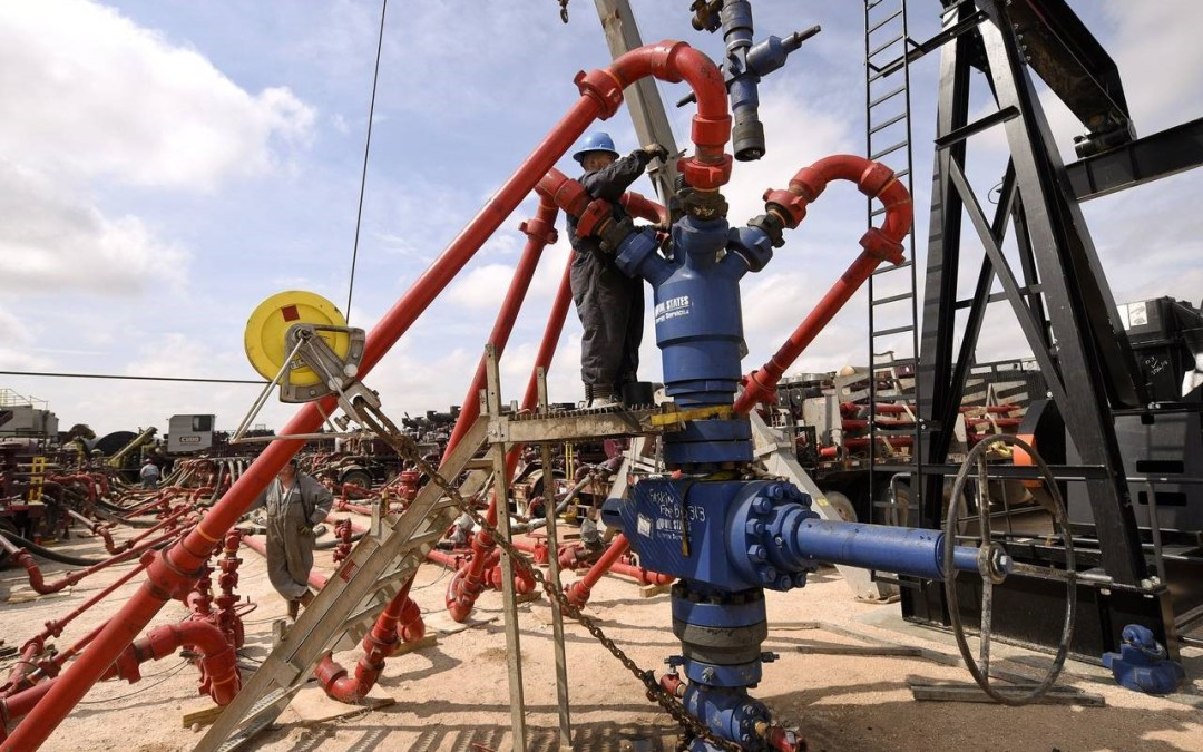 U.S. shale oil drillers boosted by efficiency and drilling intensity