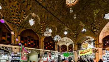 Iran's Grand Bazaar: once a hotbed of revolution, now a conservative power base