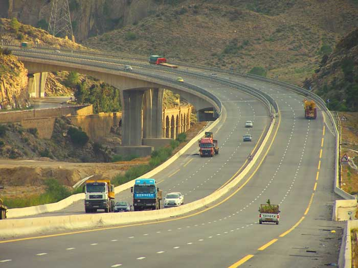 Development Overruns of an Algerian Motorway