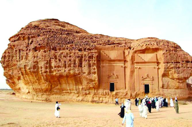 Tourism's importance in Saudi Arabia
