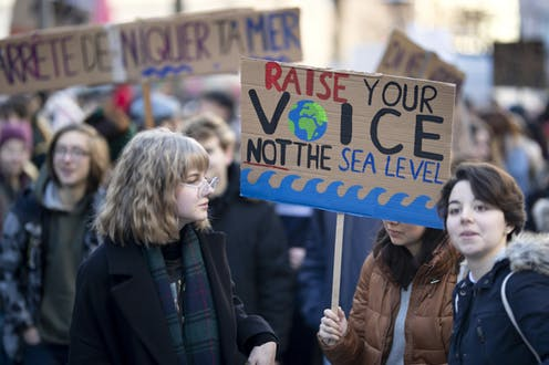 School climate strikes: why adults no longer object to . . .