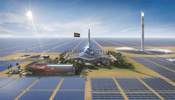 UAE plans $163 billion spend on sustainable energy