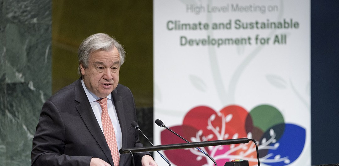 General Assembly High-Level Meeting Urges Climate Ambition