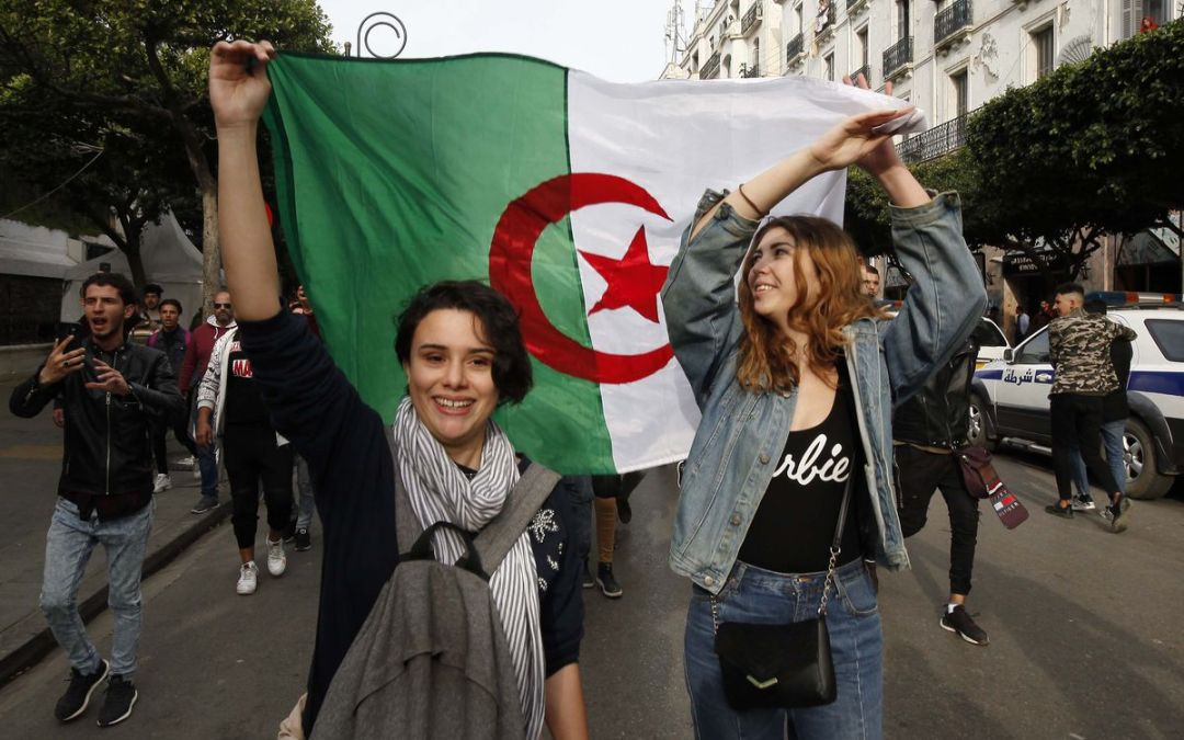 The cries Algeria's youth for a profound change must be heard