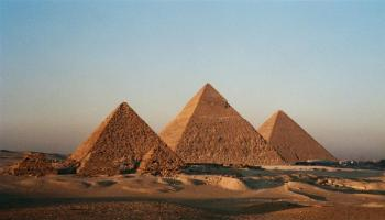 Mysteries of the Giza Plateau - The Pyramids